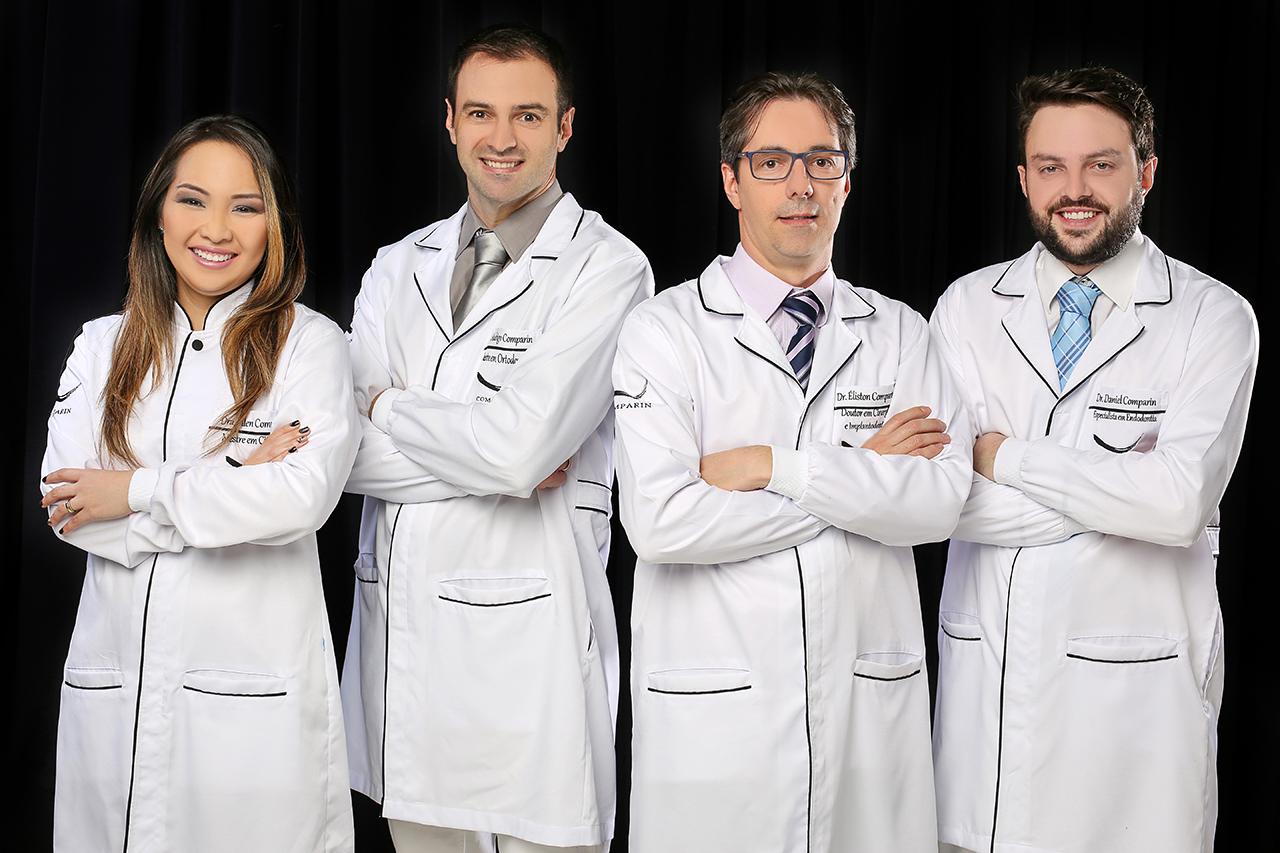 Dra. Ellen | Dr. Rodrigo | Dr. Éliston | Dr. Daniel
